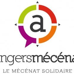 Angers Mecenat logo